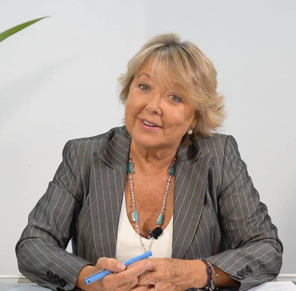 Angela Jordana Fundadora de Competencias para la vida y la salud